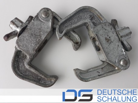 Hünnebeck panel clamp