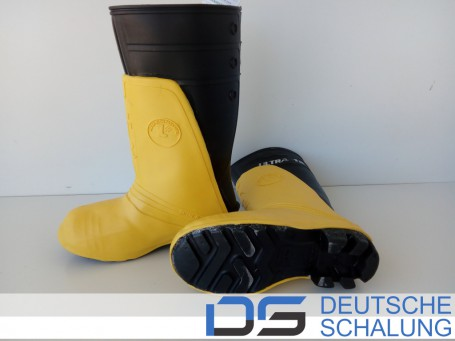 High pressure safety boots 1200 bar