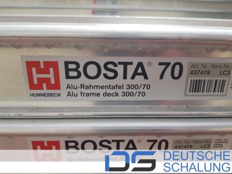 Alu-Rahmentafel 300/70